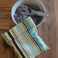 DIY Dryer Sachets from katienormalgirl